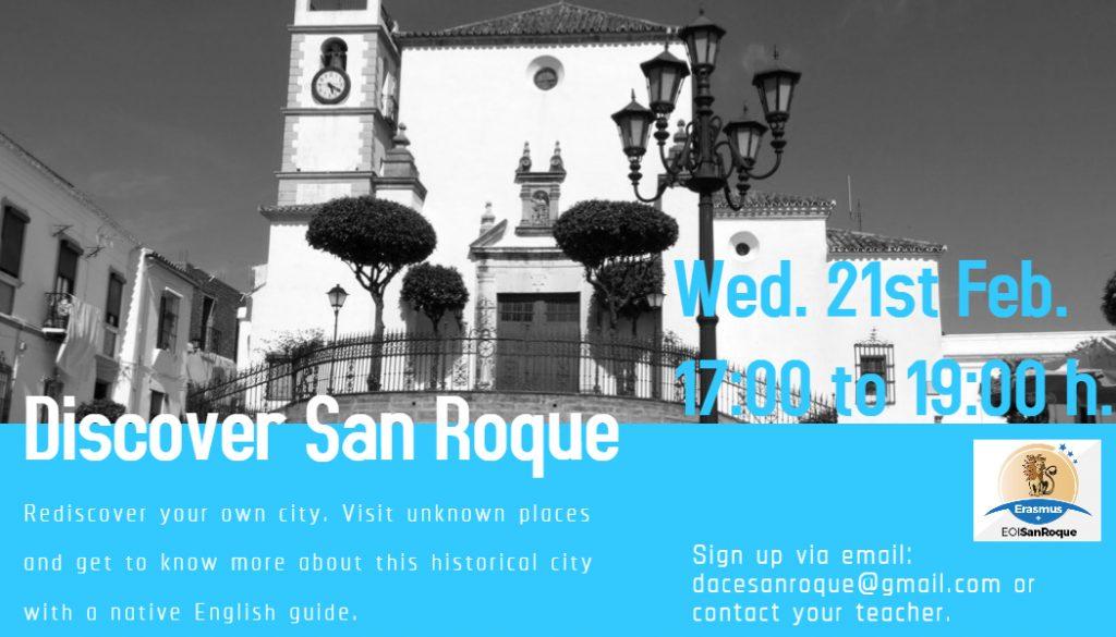 English trip 2. San Roque